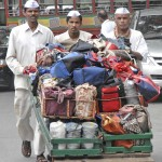 The Dabbawalah's of Mumbai